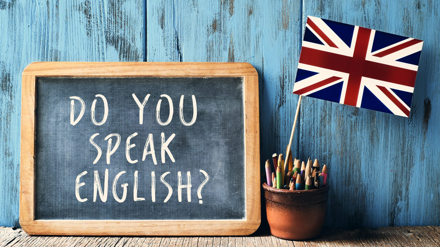 ENGLISH 1 st COURSE